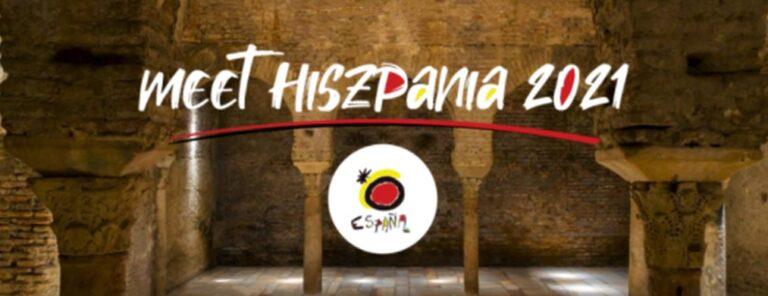 MEET HISZPANIA 2021. Toda la oferta turística de España en un  evento.